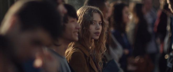 Lou de Laâge in Mélanie Laurent's 'Respire' (2014)