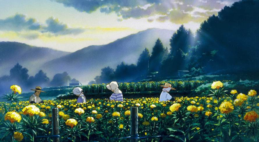 only-yesterday-studio-ghibli-forever-four
