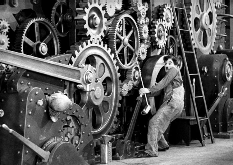 Résultats de recherche d'images pour «gears chaplin»